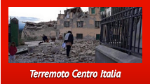 terremoto centro Italia